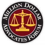 Cherry Hill Personal Injury Lawyers Members of the Million Dollar Advocates Forum
